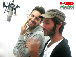Joseph e Luca al nostro microfono