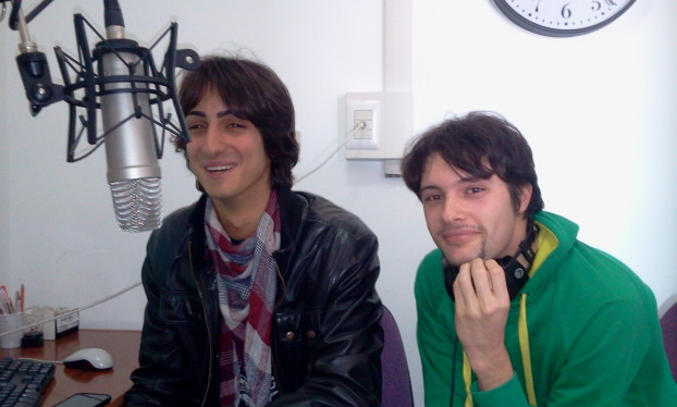 The Ammonoids a Radio FinestrAperta