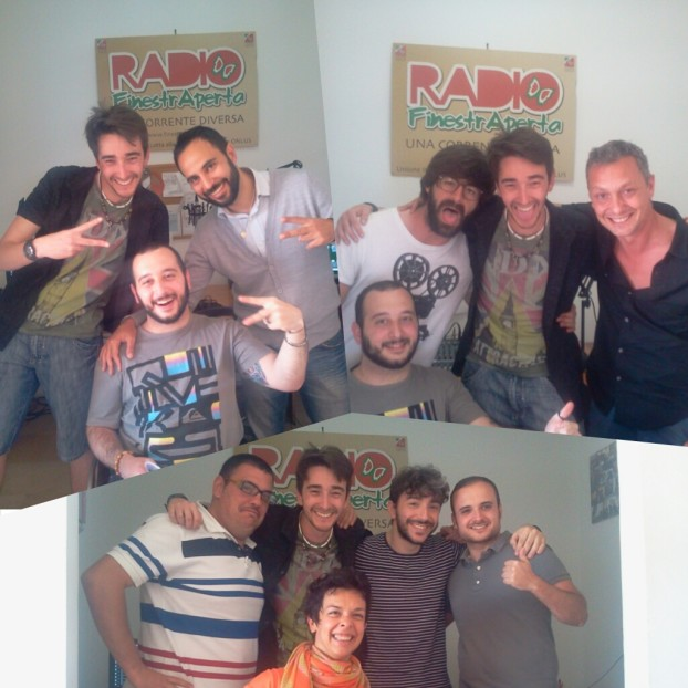 Inverso, Fenomeno e True Colors a Radio FinestrAperta