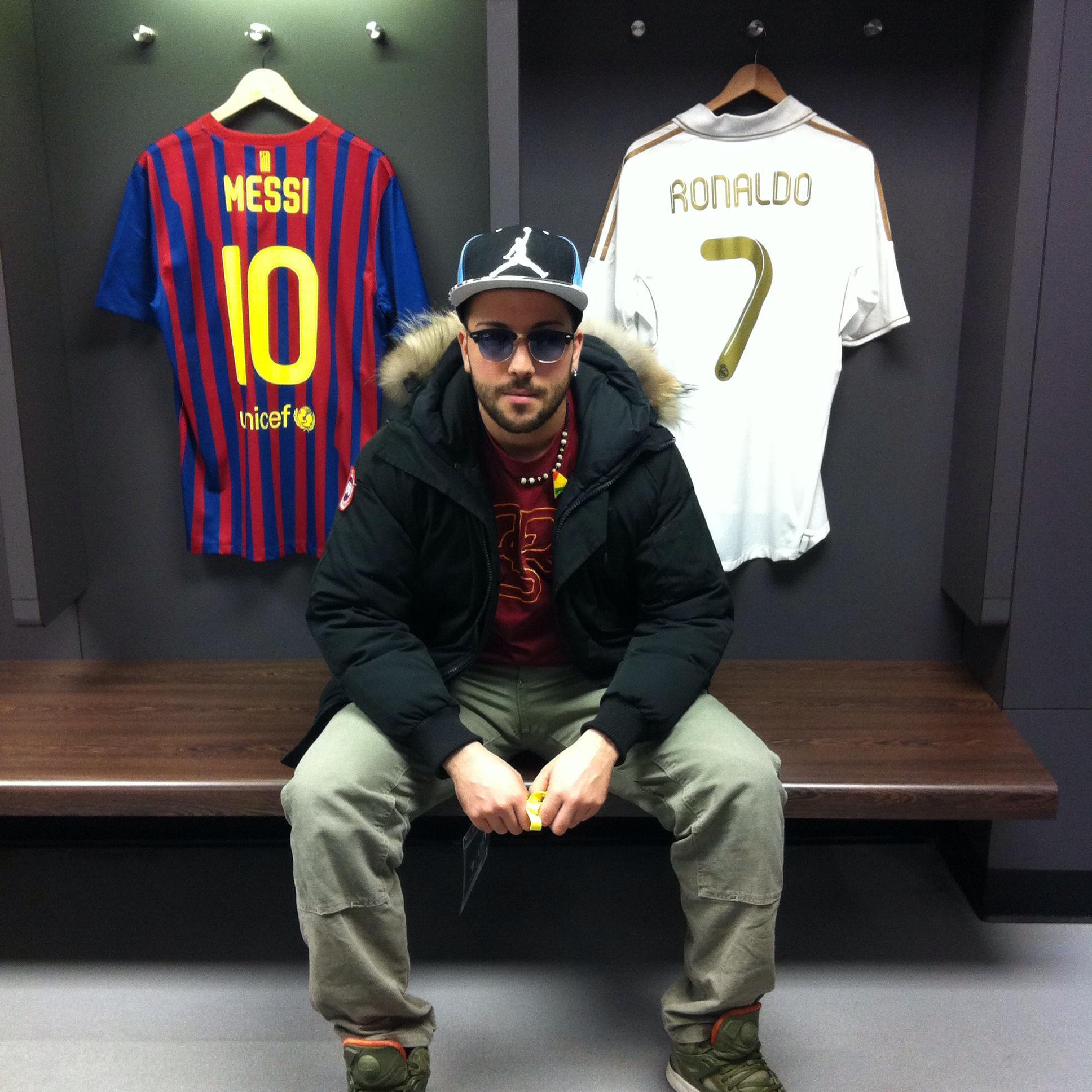 Il rapper romano GiaZ