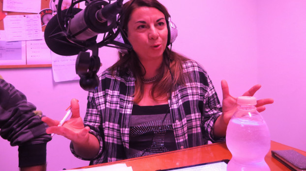 Pamela Pagano a Radio FinestrAperta