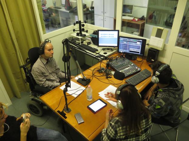 One More Lab a Radio FinestrAperta