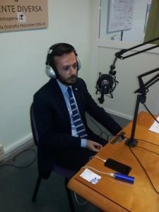 Livio Gigliuto a Radio FinestrAperta
