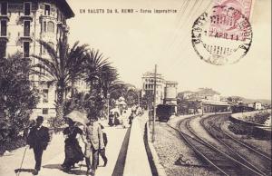 Cartolina da Sanremo