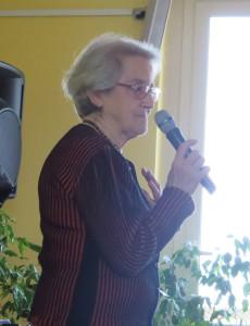L'attivista Mina Welby