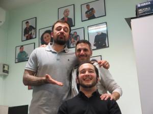 Chef Rubio e i conduttori