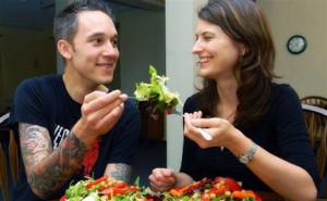 Un buon pasto vegano