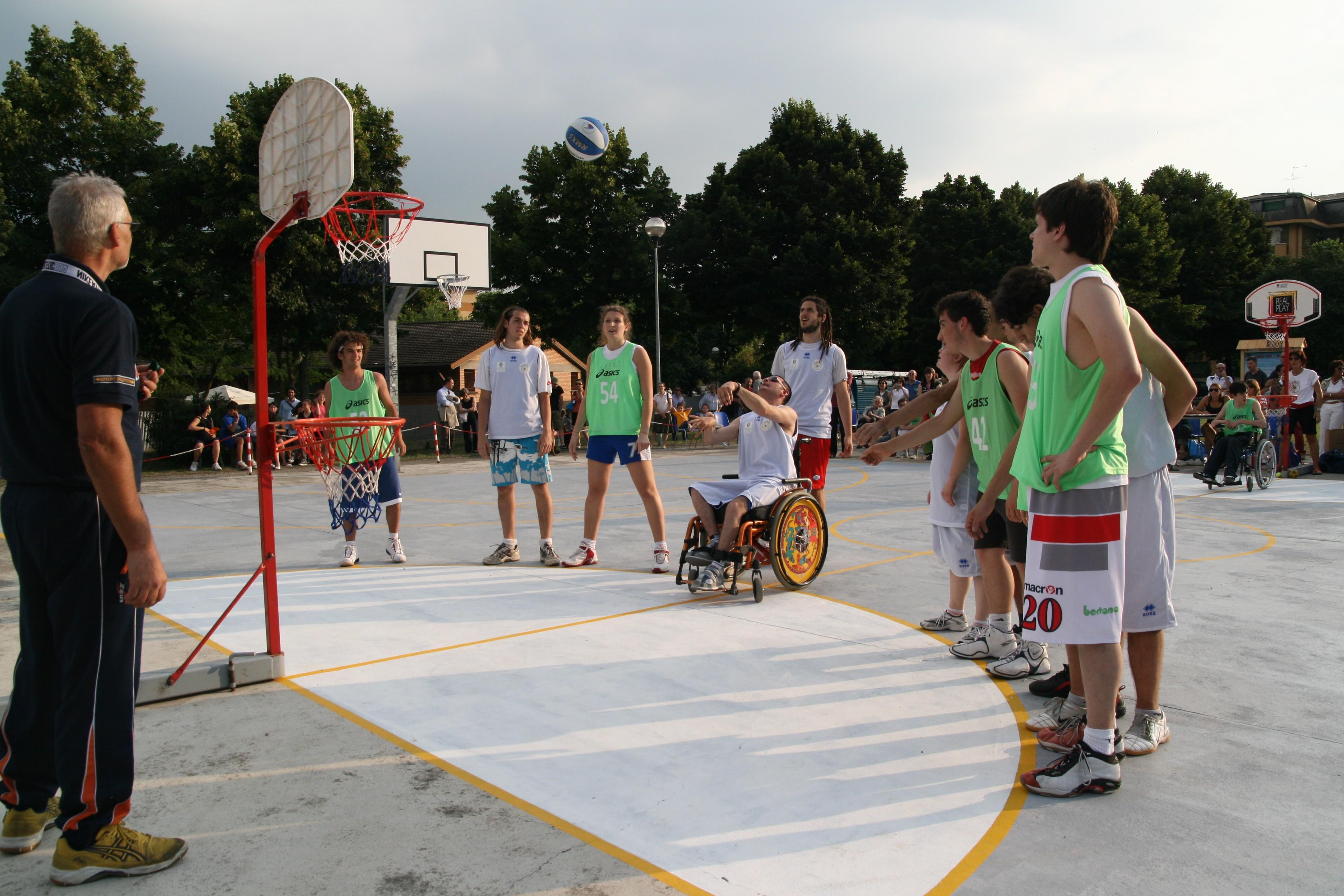 Risultati immagini per baskin sport
