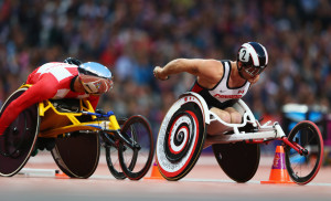 2012 London Paralympics - Day 2 - Athletics
