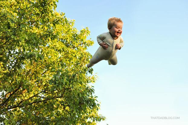 flying-baby
