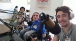 Mara Di Gregorio, Giuseppe Franchina e Angelo Andrea Vegliante