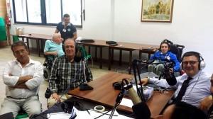 CARLO GIACOBINI, VINCENZO FALABELLA E LUIGI QUERINI - Responsabile del Centro per la Documentazione Legislativa Uildm, Presidente nazionale Fish e Presidente della Uildm Nazionale, rispettivamente