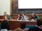 I relatori spiegano i risultati della ricerca
