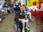 Premiazioni quadrangolare Wheelchair Hockey