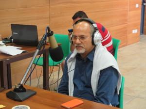 Federico Sciarra, Commissione Medico-Scientifica Uildm, ospite a Radio FinestrAperta