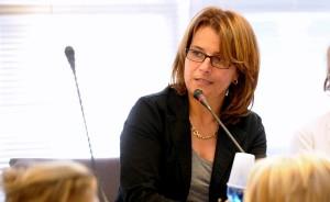 Presidente del Consiglio Comunale di Fiumicino, Michela Califano