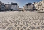 Lisbona, calçada
