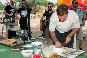 Chef Rubio a Villa Ada