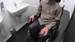 Servizi igienici accessibili
