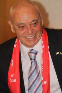 Alessandro Palazzotti in una foto di Gianfranco Sforzin. (Immagine donata dall'Ufficio Stampa Special Olympics Itaia)