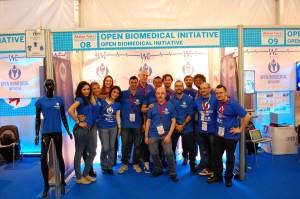 Lo staff di Open BioMedical Initiative