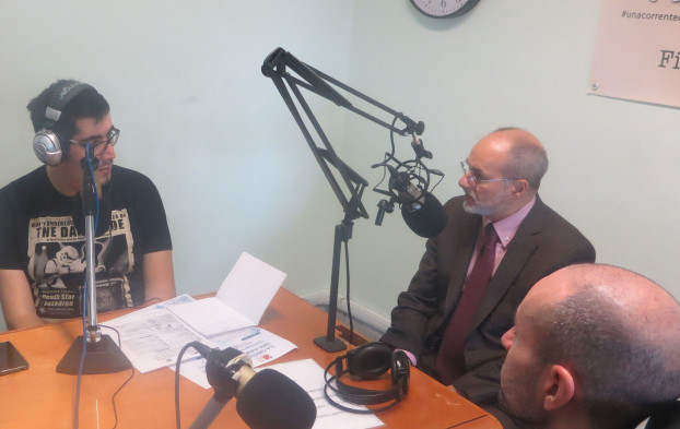 Federico Sciarra intervistato da FinestrAperta