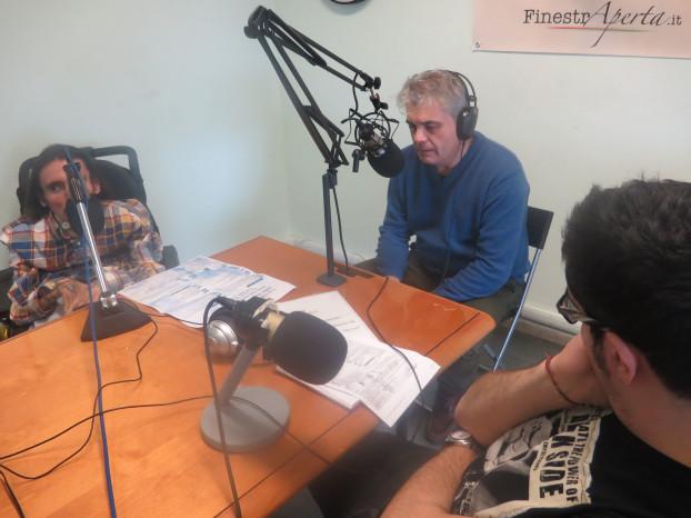 Giancarlo Garuti intervistato da FinestrAperta