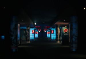L'ingresso alle sale cinematografiche, tutte rigorosamente accessibili