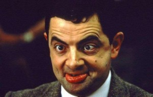 """Mr Bean - L'ultima catastrofe""."