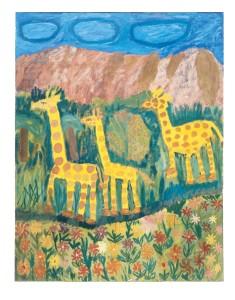 Giraffe di Walburga Brai