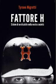 """La copertina di """"Fattore H"""""""