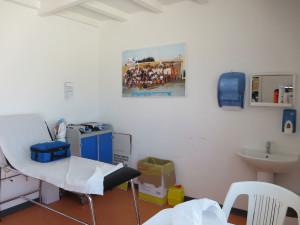 L'infermeria della Terrazza