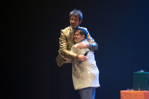 """Una scena da """"Un grande abbraccio"""""""