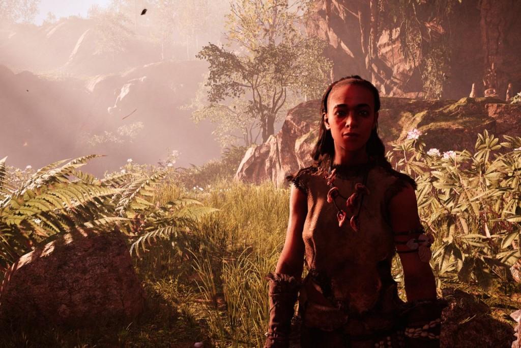 Una schermata di Far Cry: Primal