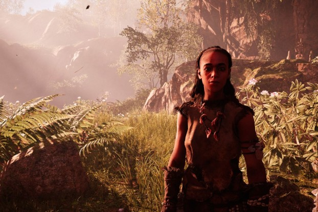Una schermata di Far Cry: Primal