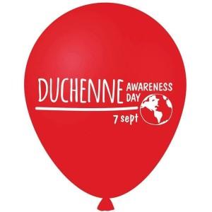 Il palloncino simbolo del Duchenne Awareness Day