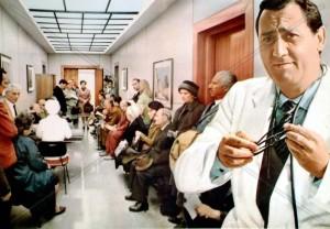 """""""Il medico della mutua"""" (1968)"""