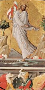 La Resurrezione di Cristo, di Giovanni dal Ponte