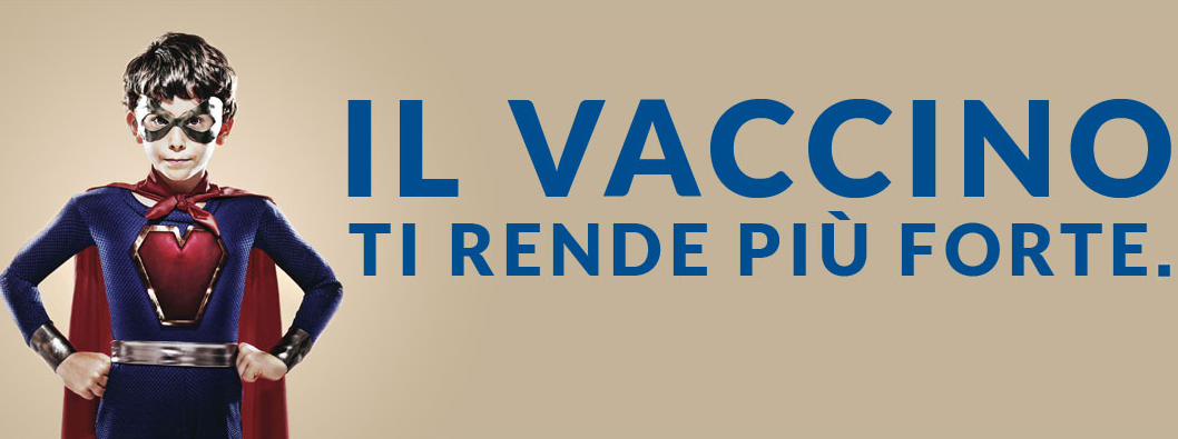 La campagna per la promozione del vaccino antinfluenzale della Regione Lazio