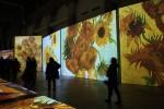 Van Gogh Alive - The Experience (fonte: Artribune)