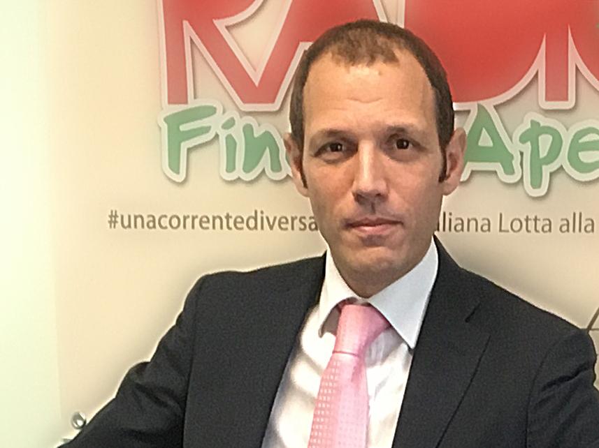 Il Professor Emiliano Giardina