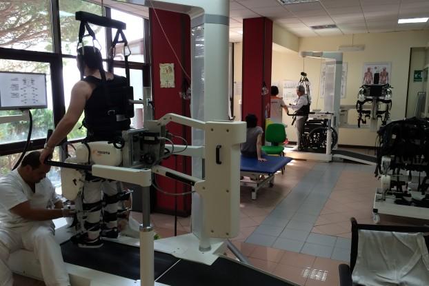 Il Centro di riabilitazione dell'Irccs di Messina