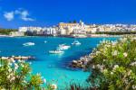 Il mare visto dalla Puglia