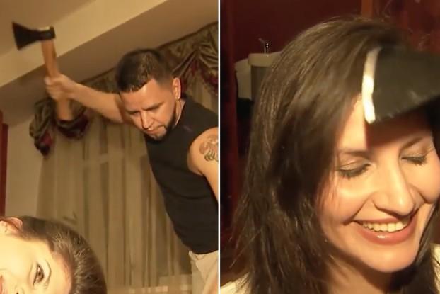 Un nuovo taglio di capelli
