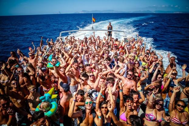 Una vacanza a Ibiza