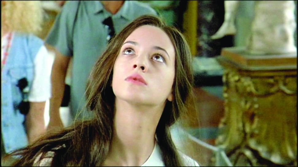 """Asia Argento nel film """"La sindrome di Stendhal"""""""