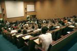 Un'aula dell'Unimore