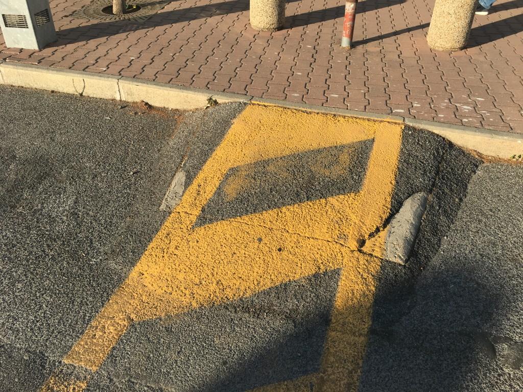 angelo andrea vegliante rampa parco commerciale da vinci finestraperta accessibilità persone con disabilità