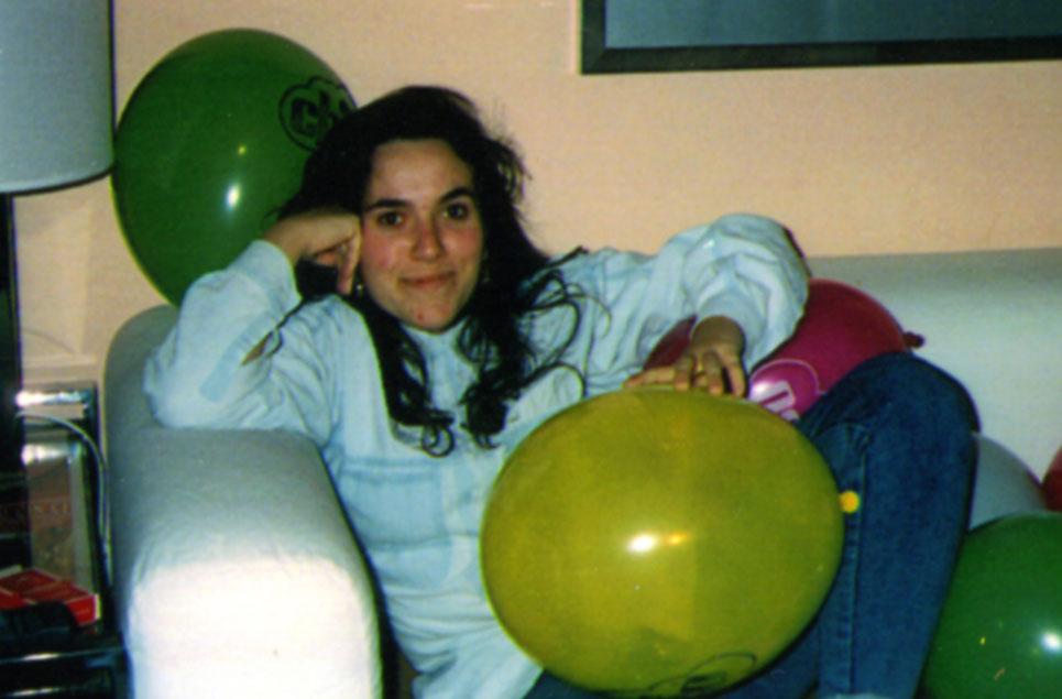 Una foto di Rita Atria