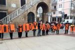 Manifestazione dell'Aipd